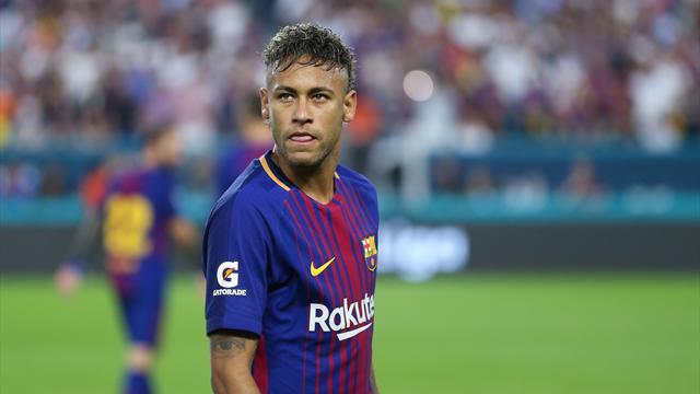 Neymar: la Liga veut saisir l'UEFA contre le PSG
