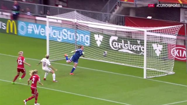 Pourtant, l'Allemagne avait ouvert le score après seulement 2 minutes de jeu…