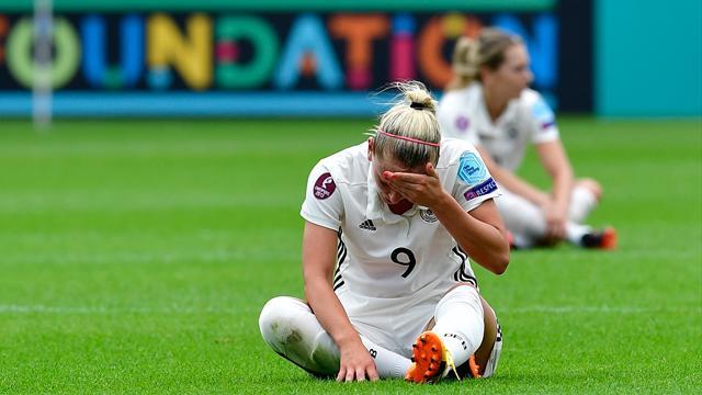 DFB-Frauen scheitern an Dänemark