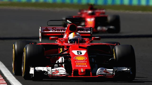 Macaristan'da Ferrari dublesi
