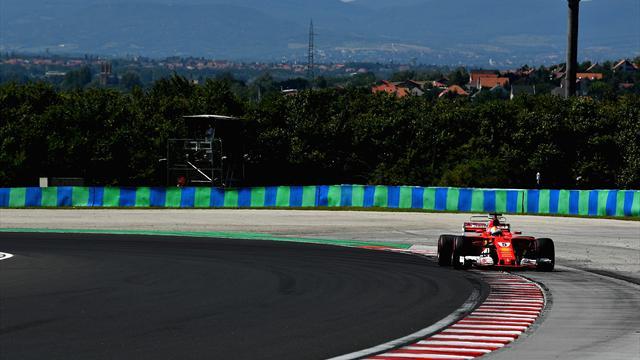"""Vettel: """"Test importante oggi, esito positivo e Ferrari competitiva"""""""