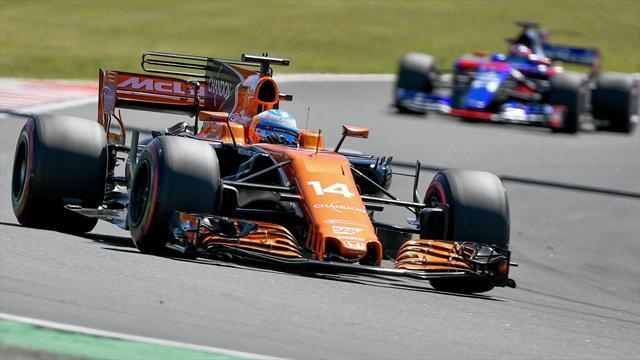 Gran Premio de Hungría: Alonso firma su mejor carrera del año; Vettel vence a pesar de los problemas