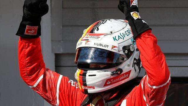 Hungarian Grand Prix: Shaky steering for Vettel, stellar sportsmanship for Hamilton