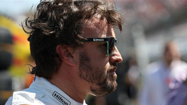Alonso: My year has been fantastic