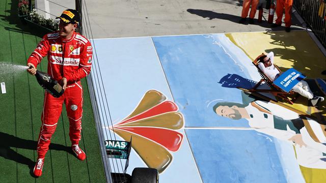 Bonus-malus : Vettel heureux, Hamilton majestueux, Magnussen vulgaire