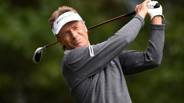 Zehnter Major-Triumph: Golf-Ikone Langer baut Rekord aus