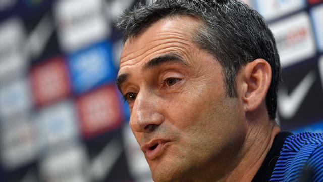 """Valverde: """"Neymar es un gran jugador, pero también los hay aquí"""""""