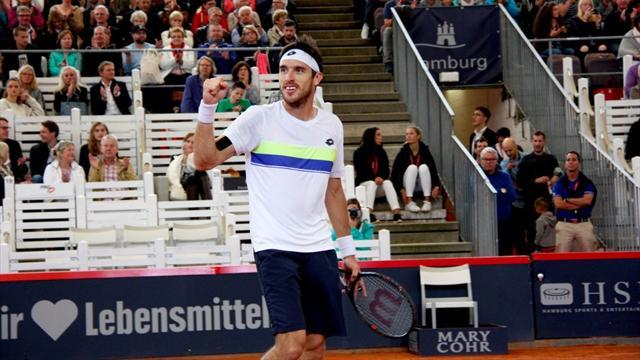 De lucky loser a campeón, la hazaña de Leo Mayer en Hamburgo