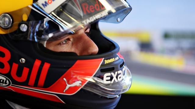 """Verstappen : """"Je dois des excuses à mon équipe..."""""""