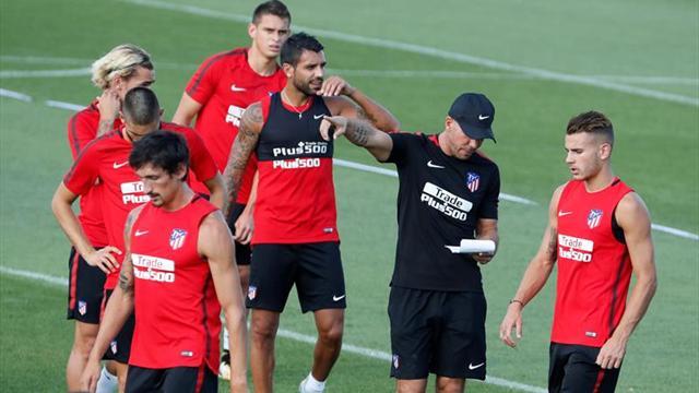 James Rodríguez se pierde la Supercopa por lesión