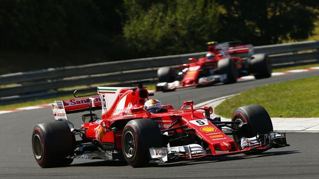 """""""Vettel wandelt Alptraum in Erfolg"""": Die Pressestimmen zum Ungarn-GP"""