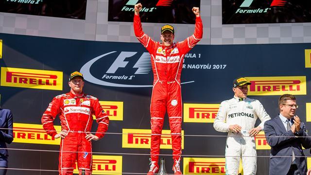 Vettel and Raikkonen set for new Ferrari deals