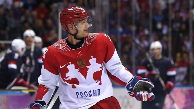 Хоккеист Андрей Марков продолжит карьеру в РФ