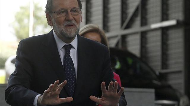 Rajoy felicita a la Federación de Natación por las seis medallas de Budapest