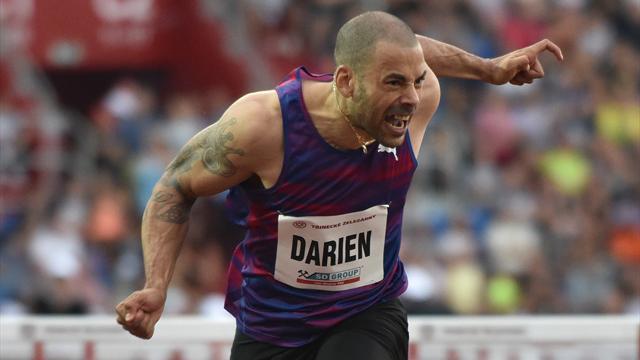 Une finale pour Darien et Bosse — Championnats du monde