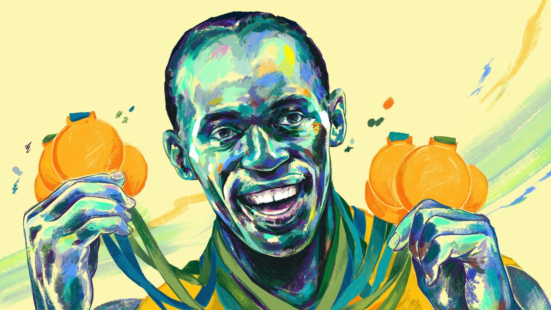 Usain Bolt: The secrets of the man who changed sport forever