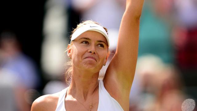 Sharapova Türkiye'ye geliyor