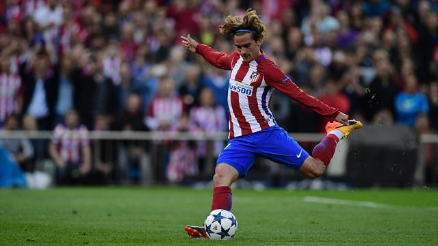Barcelona eyeing Antoine Griezmann transfer amid Neymar to PSG rumours