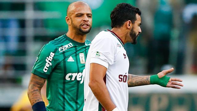 Felipe Melo sbotta con l'allenatore, poi le scuse: