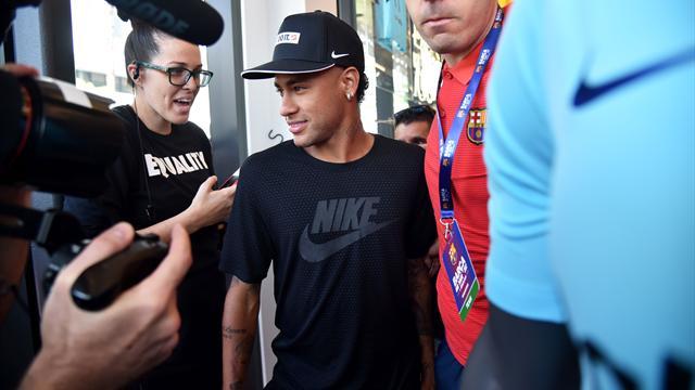 La cronología del caso Neymar: Su intenso último mes como culé
