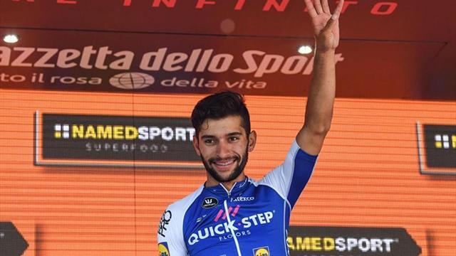 Gaviria no correrá la Vuelta a España y duda de su participación en el Mundial por lesión