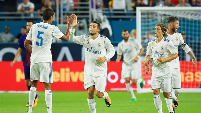 Мадридский «Реал» попенальти обыграл сборную звезд MLS втоварищеском матче