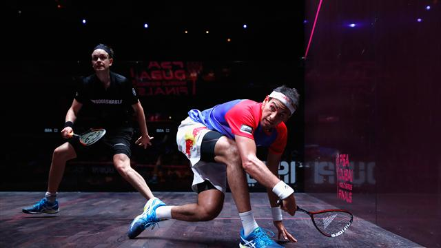 Squash - PSA World Tour