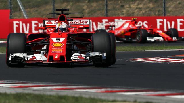 Vettel: Ferrari has identified its weaknesses