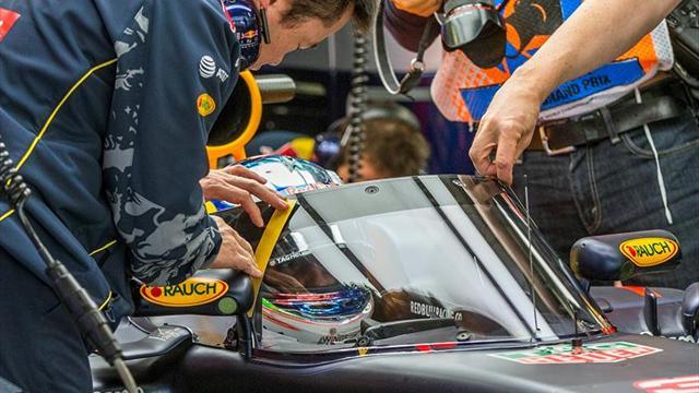 La FIA valora reducir el grosor del halo