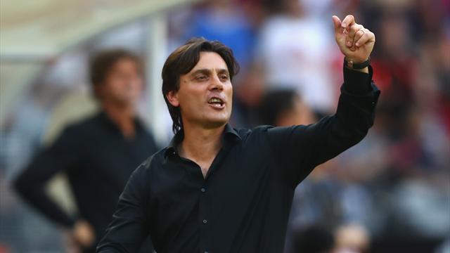 Shkendija per il Milan, Montella ammette: