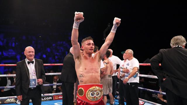 Ryan Burnett set for historic title unification bout in Belfast