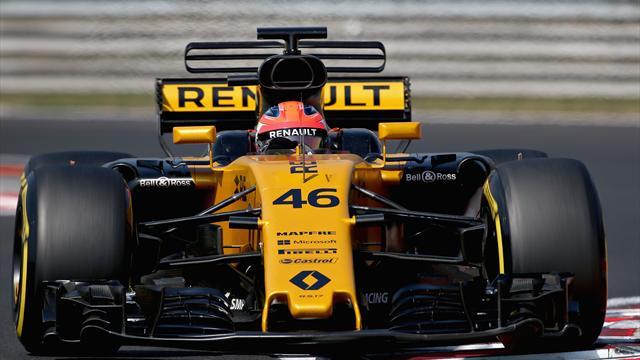 Kubica fourth on test return, Vettel quickest