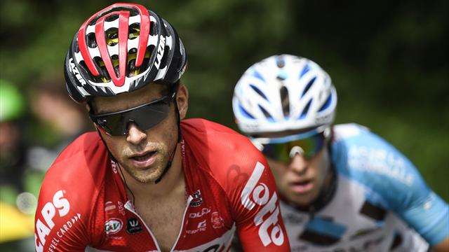 Tony Gallopin rejoint l'équipe chambérienne AG2R La Mondiale — Cyclisme