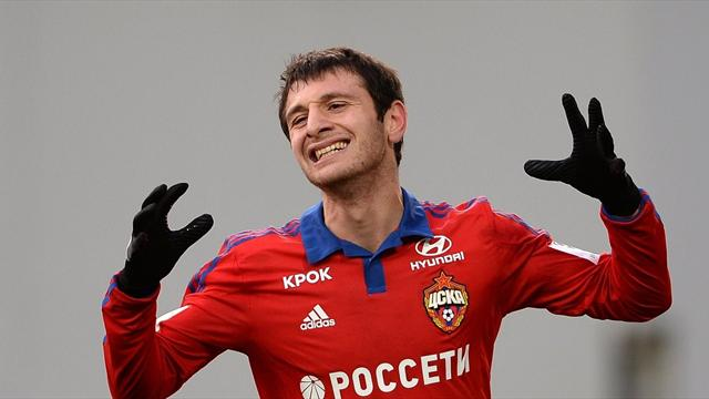 Дзагоев назвал текущий сезон РФПЛ худшим покачеству игры за10 лет