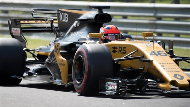 Vettel, el mejor en el regreso de Kubica, que fue cuarto y giró 142 veces