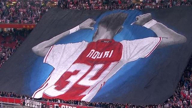 Nel nome di Appie: l'Ajax ha dedicato il 34° titolo allo sfortunato Nouri