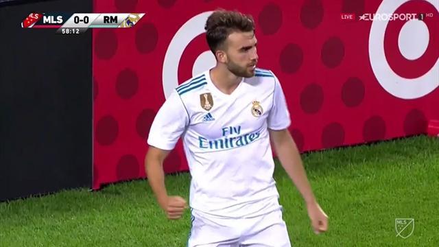 Zidane elige a Mayoral y Bale como pareja de ataque en Anoeta
