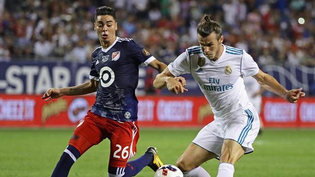 «Реал» всерии пенальти обыграл сборную звезд MLS