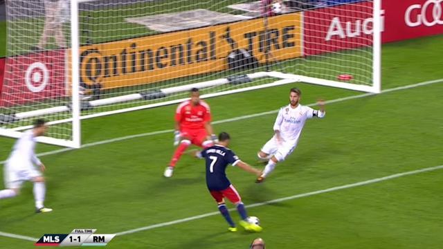 MLS All Star Game: Juego vistoso, ocasiones y dos buenos goles (1-1)