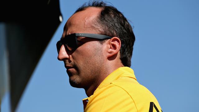 """Kubica : """"C'était un sentiment fantastique et j'ai pu répondre à de nombreuses questions"""""""