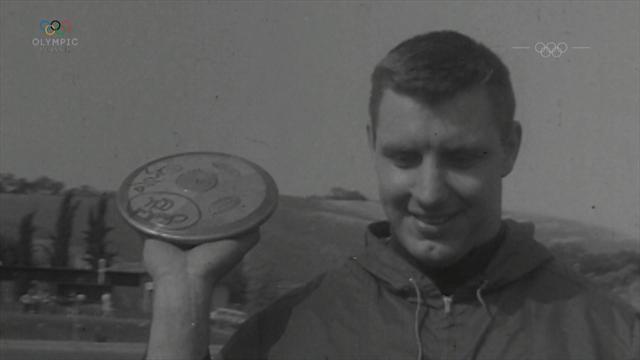 Al Oerter Junior, il re assoluto del lancio del disco