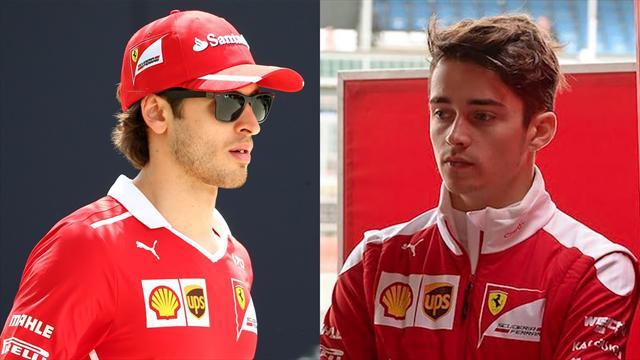 La Sauber diventa il junior team della Ferrari? Pronti a correre Giovinazzi e Leclerc