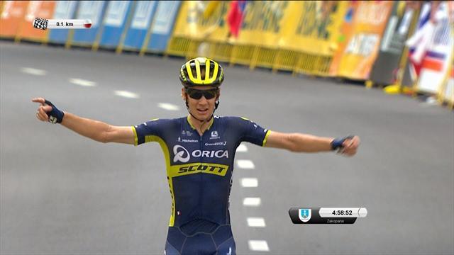 La victoire pour Teuns, la dernière étape pour Poels