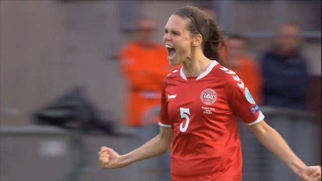 Highlights: Missed penalties scupper Austria's Euro campaign as Denmark reach the final