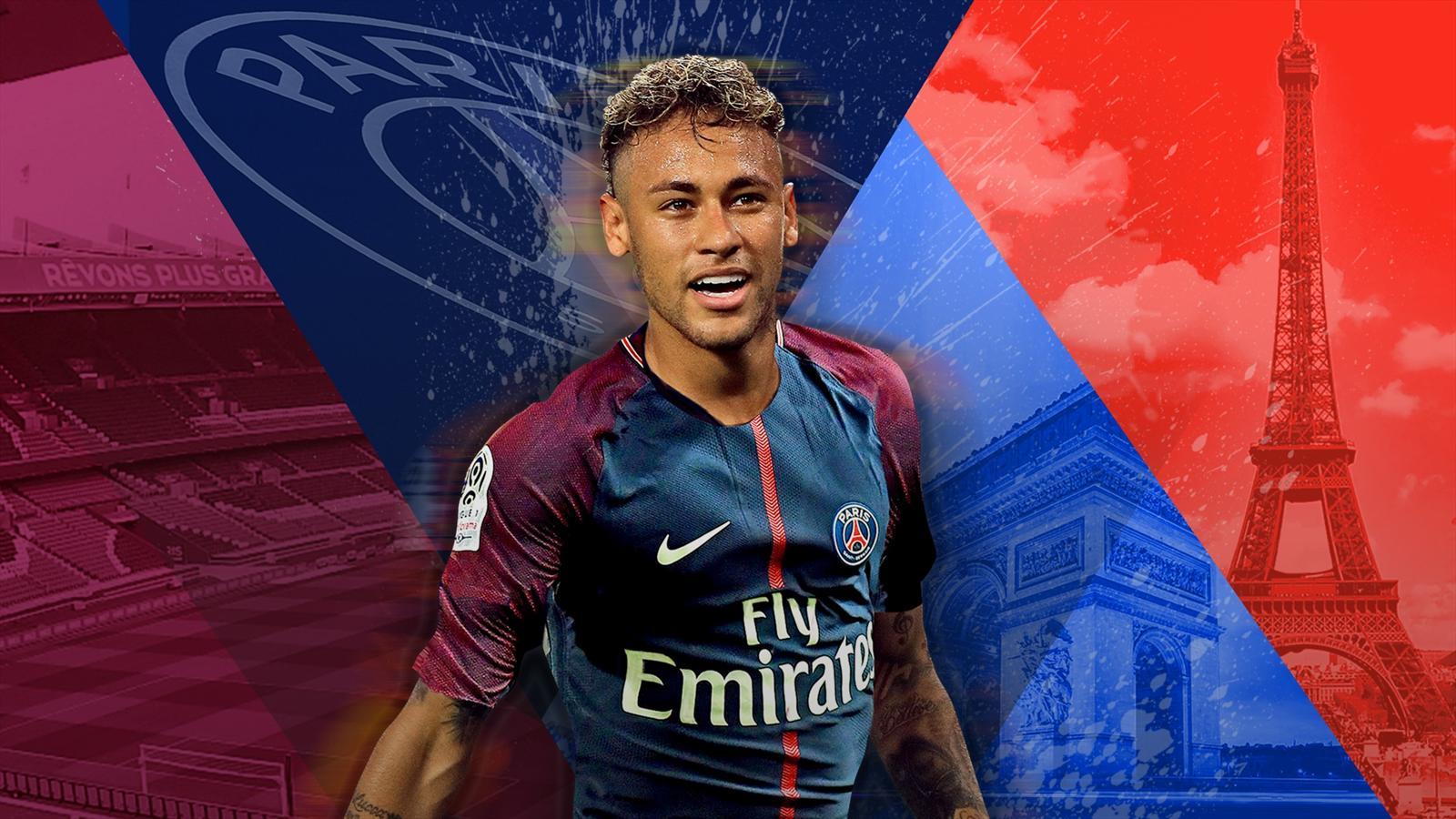 9d6c4f1b59d8a OFICIAL  Neymar ya es nuevo jugador del PSG - Fútbol - Eurosport Espana