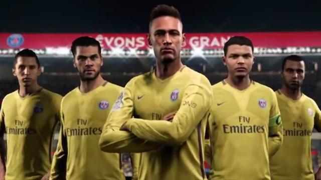 Neymar au PSG, ça va faire mal dans FIFA 18 et ça va ressembler à ça