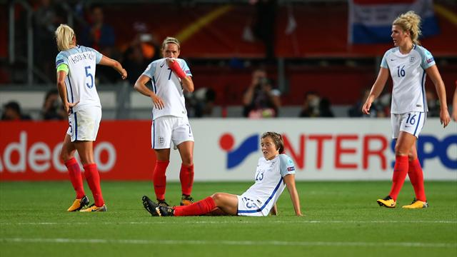 Sampson's proud of 'devastated' Lionesses after Euros defeat
