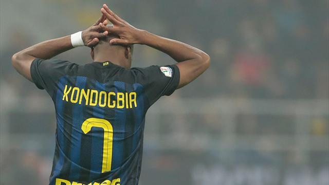 Kondogbia non si presenta agli allenamenti, chiede la cessione. Medel ufficiale al Besiktas