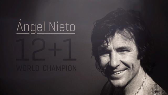 22 ans de carrière, 90 victoires, 12+1 titres : Nieto, pionnier des champions espagnols