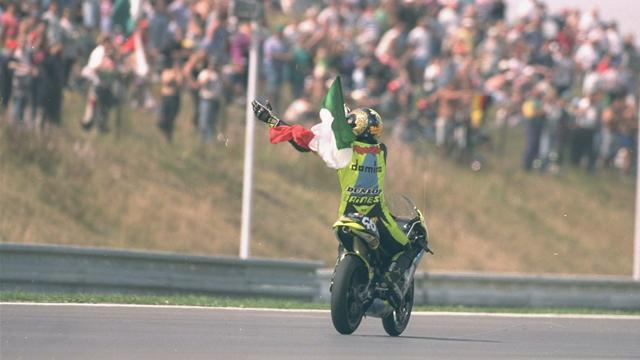 Rossi révélé, Agostini magique, Marquez funambule : bienvenue dans la légende de Brno